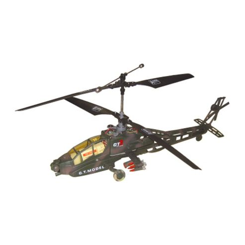 Apache 4 Channel RC Toy Helicopter