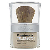 L'Oréal True Match Minerals Foundation W4 10g