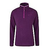 Juniper Womens Fleece - Purple