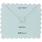 Little Ella Children's My Deer Necklace