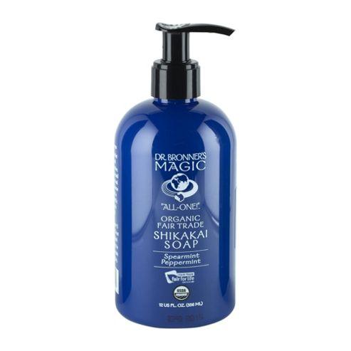 Shikakai Peppermint Hand Soap Organic