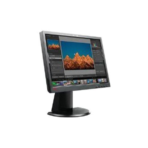 Lenovo ThinkVision LT1953 (19 inch) LED Backlit LCD Monitor 1000:1 250cd/m2 (1440x900) 5ms D-Sub/DVI (Black)