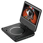 """Tesco 7"""" Portable DVD Player T7PDVD113"""