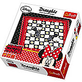Disney Minnie Draughts Game