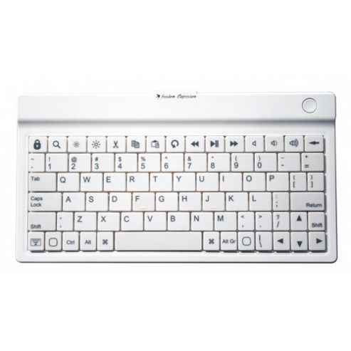 Expression Ultra Slim Bluetooth Tablet Keyboard White
