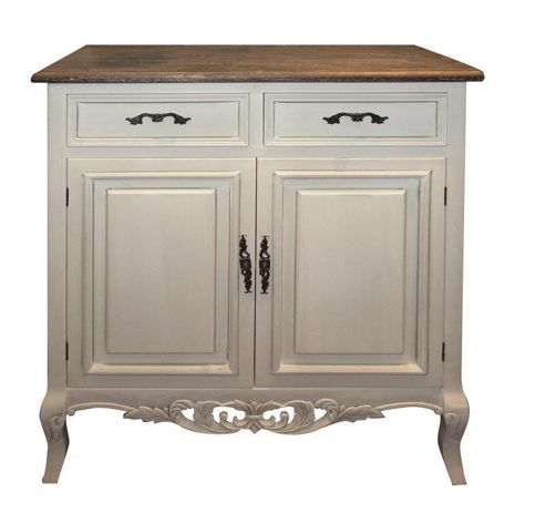 Alterton Furniture Chateau 2 Drawer Sideboard