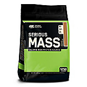 Optimum Nutrition Serious Mass 5.45kg - Chocolate Peanut Butter