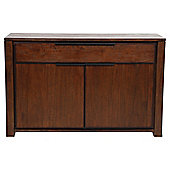 Mekong Acacia 2 Door 1 Drawer Sideboard
