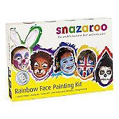 West Design Products Snazaroo Rainbow Face Kit