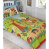Forest Friends, Kids Junior Bedding