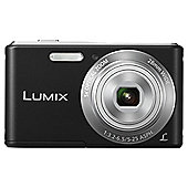 Panasonic Lumix DMC-F5EB-K  Digital Camera Black 14.1 MP 5x Optical Zoom 2.7 Inch LCD