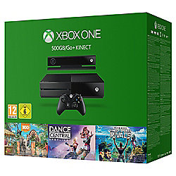 Xbox One with Kinect Holiday Value Bundle