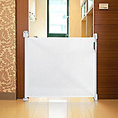 Safetots Advanced Retractable Gate White