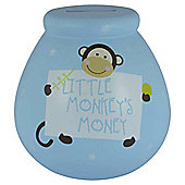 Little Monkeys Money Pot of Dreams