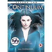 Continuum: Series 2 Set DVD