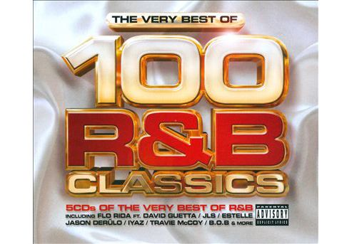 Very Best Of 100 R&B Classics (5Cd)