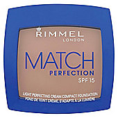 Rimmel MATCH PERFECTION CREAM COMPACT - CLASSIC BEIGE