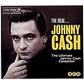 The Real Johnny Cash (3CD)