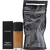 MAC Studio Fix Fluid Foundation SPF15 30ml - NC45 + Pump