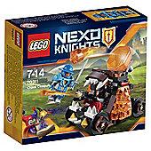 LEGO Nexo Knights Chaos Catapult 70311