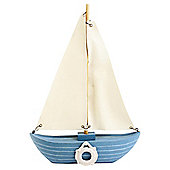Nautical sail boat object
