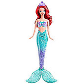 The Little Mermaid - Splashing Ariel Doll