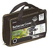 Gardman Premium Black Wagon/Trolley Barbecue Cover