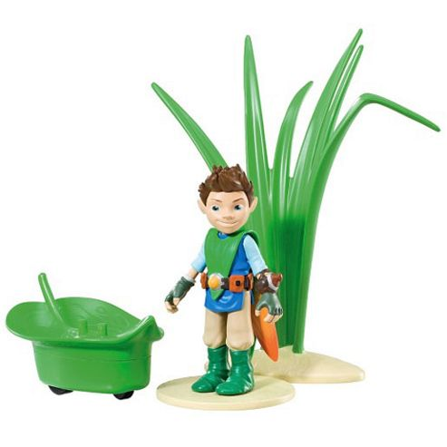 Tree Fu Tom Deluxe Figure Tom with Leafboard