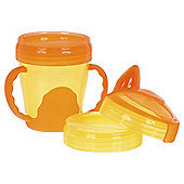 VITAL BABY      3 STAGE TRAINER CUP ORANGE