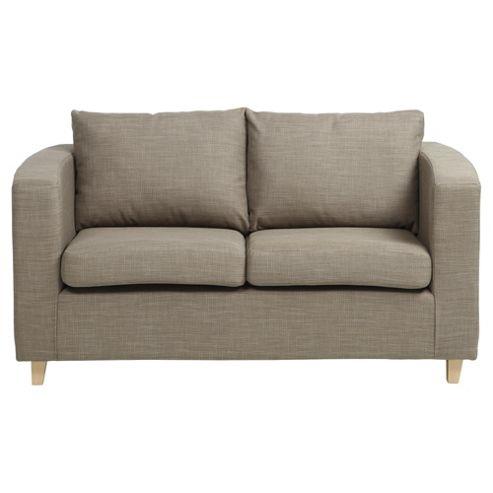 Maison fabric small 2 seater sofa nutmeg 05054268369251 Small 2 seater sofa