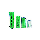 Rechargeable NiMh 2/3Af Tagged Cell Battery 1000Mah