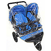 Raincover Compatible With Out And About Nipper 360 Pushchair