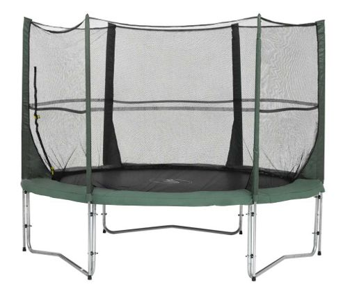 8 Foot Space Zone Trampoline With 3G Enclosure - Plum Products 2 BOXES