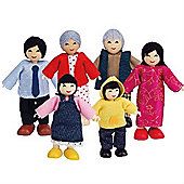 Hape Happy Family (Asian)