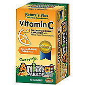 Animal Parade Vitamin C