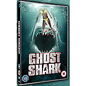 Ghost Shark DVD