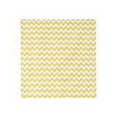 Chevron Napkins Citrine Set Of 4