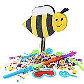 Bumble Bee Pull Pinata Kit