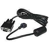 Garmin 010-10141-00 Pc Interface Cable Rs232 For Handheld GPS units