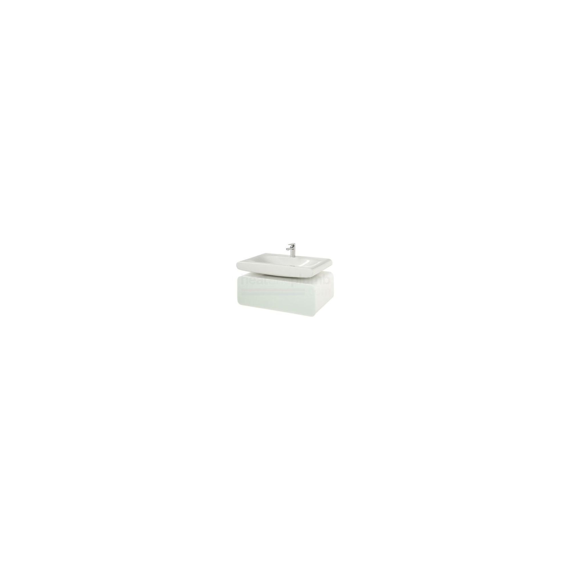 Ideal Standard Moments Basin Unit 900mm Wide Gloss White