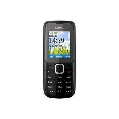 Nokia C1-01 Dark Grey