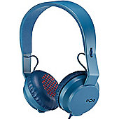 House Of Marley Roar On-ear Headphones (Navy)