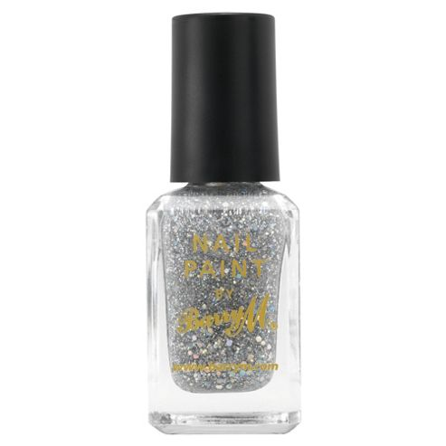 Barry M Jewel Glitter Nail Paint 350 - Diamond