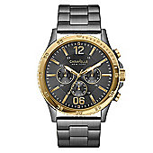 Caravelle New York Logan Mens Chronograph Watch - 45A119