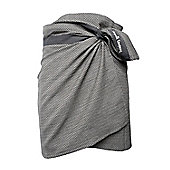 the Organic Company Waffle Wrap Around Towel