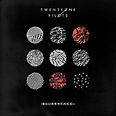 Twenty One Pilots Blurryface CD (21 Pilots)