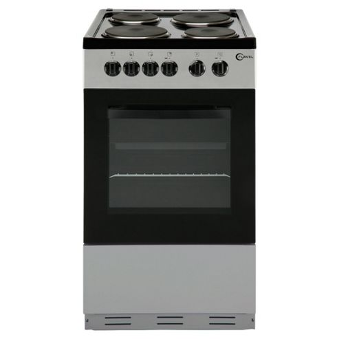 Flavel FSBE50S Cooker Silver