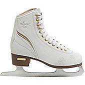 Lake Placid Alpine 800 Figure Ice Skates - White