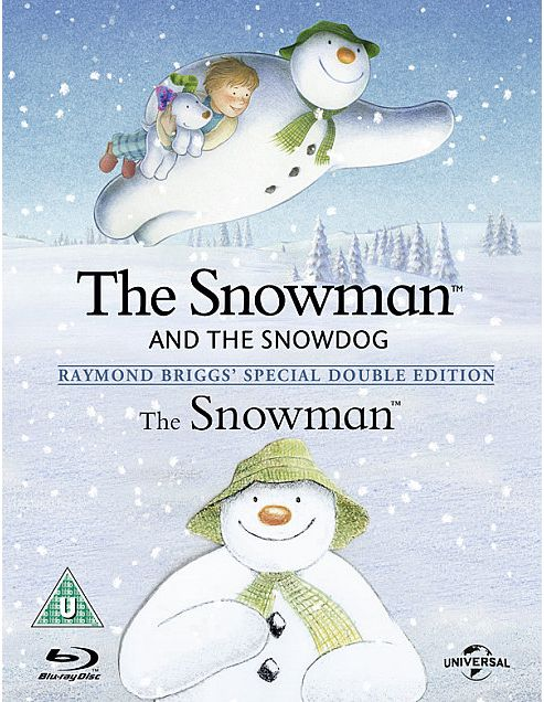 Snowman / The Snowman And The Snowdog Blu-Ray