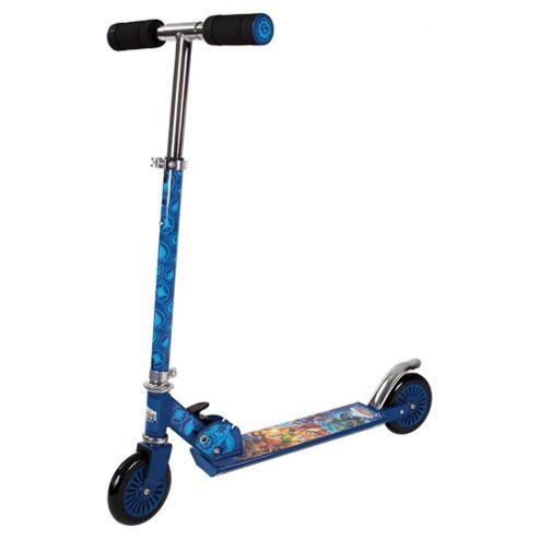Skylanders Giants 2-Wheel Folding Inline Scooter